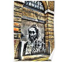 Street Art Poster