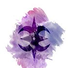 Nohr Royal Crest Watercolor by Clariss
