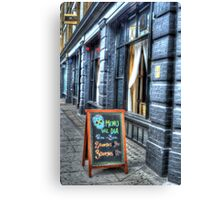 Urban Shoreditch Canvas Print