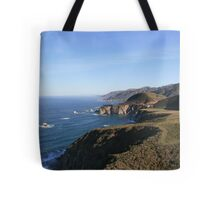 California PCH Tote Bag