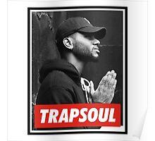 bryson tiller - trapsoul Poster