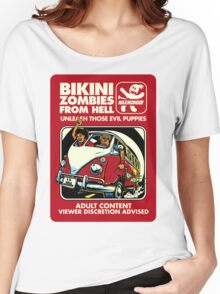 Bikini Zombies From Hell Women's Relaxed Fit T-Shirt