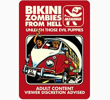 Bikini Zombies From Hell Unisex T-Shirt