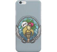 Banana Pirate! iPhone Case/Skin