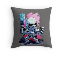 ROBOCOP Throw Pillow