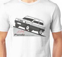 Fiat Panda by Giugiaro Unisex T-Shirt