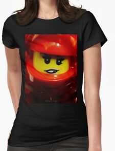 The Princess Knight Womens Fitted T-Shirt