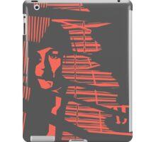 Classic Noir (Inverse) iPad Case/Skin