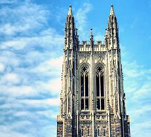 The Belfry of Duke Chapel by Kadwell