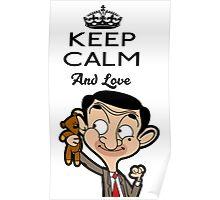 Mr Bean 1 Poster