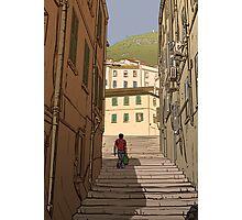 Gibraltar Scene Photographic Print