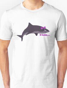 B-baka... (Tsundere shark) T-Shirt