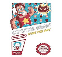 Crystal Gems Save The Day Photographic Print