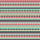 AZTEQUE Pattern by amadreamart