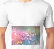 WATER DROPS Unisex T-Shirt