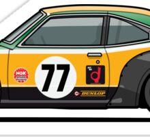Mazda Savanna GT RX3 Racing Yoshimi Katayama (1975) Sticker