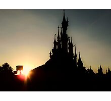 Magic Castle Photographic Print