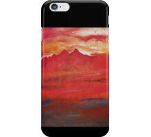 Nuclear Landscape iPhone Case/Skin
