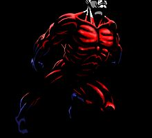 Super Hero by tonywicks