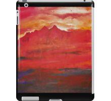 Nuclear Landscape iPad Case/Skin