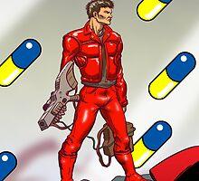 Hero of Neo Tokyo by tonywicks