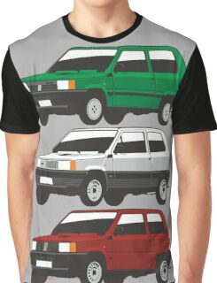 Fiat Panda first generation Graphic T-Shirt