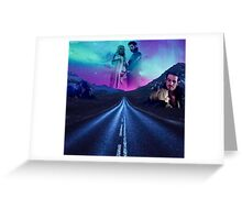 Road to Love Greeting Card