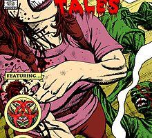 Zombie Tales Comic by tonywicks