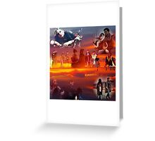 Moments Together Alone Greeting Card