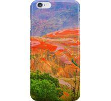 red soil iPhone Case/Skin
