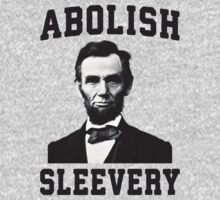 Abolish Sleevery by designsbybri