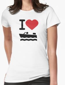 I love boating T-Shirt