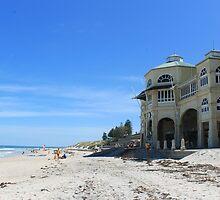 Cottesloe Beach, Perth - Western Australia.  by Margaret Stanton