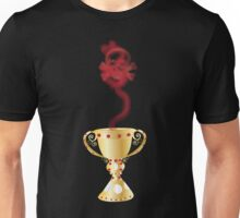 The Poisoned Golden Chalice Unisex T-Shirt