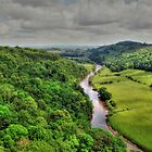 View from Symonds Yat Rock by © Steve H Clark