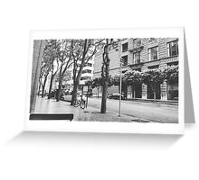 The Streets Greeting Card