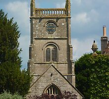 Church of St Margaret, Queen Charlton by MrGand