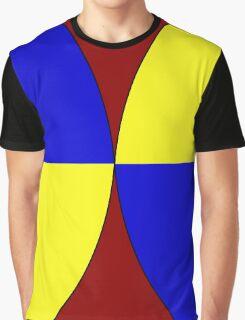 Primary Hourglass Graphic T-Shirt
