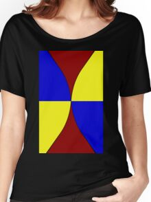 Primary Hourglass Women's Relaxed Fit T-Shirt