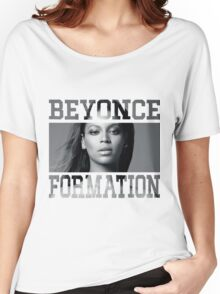 Beyonce Formation Women's Relaxed Fit T-Shirt