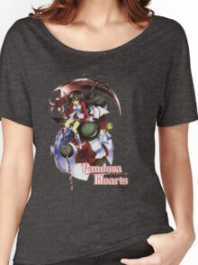 Pandora Hearts - Alice w/ Pandora Logo Women's Relaxed Fit T-Shirt