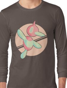 Pokemon Diamond & Pearl - Porygon-Z Long Sleeve T-Shirt