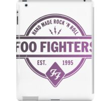Rock thunders iPad Case/Skin