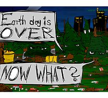 Every day Earth day by iveno
