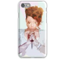 Angel A. iPhone Case/Skin