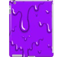 Purple Slime iPad Case/Skin