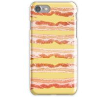 Bacon, Raw iPhone Case/Skin