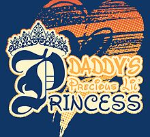 Daddy's Precious Lil' Princess by ThePinkKitten