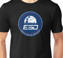 Earth Space Defense (astro) Unisex T-Shirt