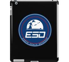 Earth Space Defense (astro) iPad Case/Skin